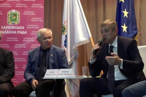 Сергей Чернов: Харьковщине нужно выходить из политического процесса
