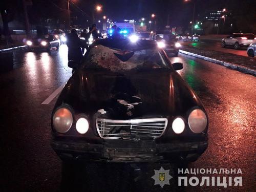 Авария с обезглавленным пешеходом в Харькове: полиция обратилась к горожанам