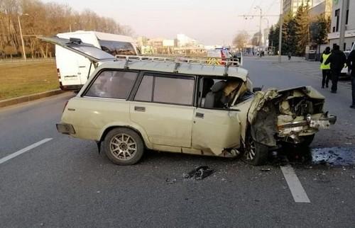 Дело о ДТП с участием харьковского полицейского вышло на финишный этап