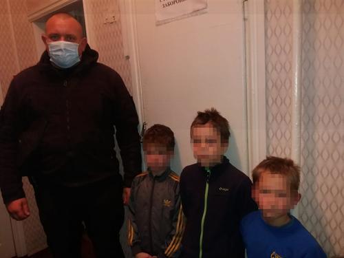 В Харьковской области сбежали трое детей