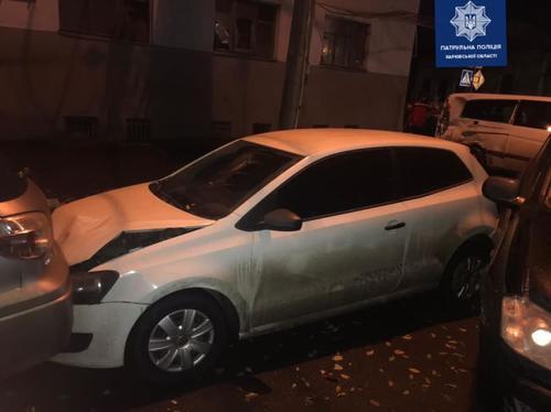 В центре Харькова произошла масштабная авария (фото)