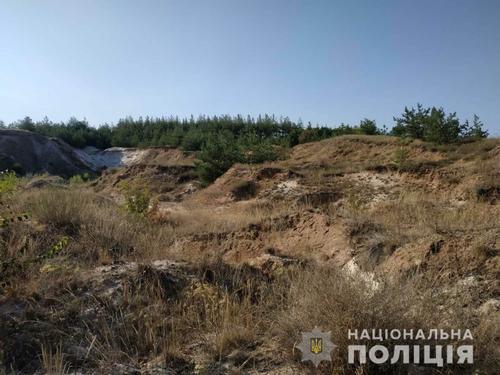 Сельские раскопки принесли жителю Харьковской области большие неприятности (фото)