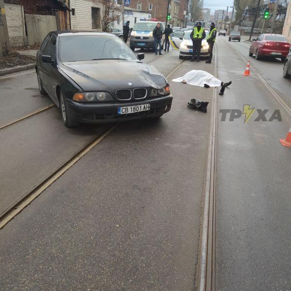 В Харькове насмерть сбили женщину: сын погибшей обратился к горожанам