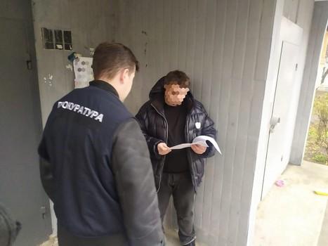 В Харькове мужчина попал в скандал из-за сахара и мыла (фото)