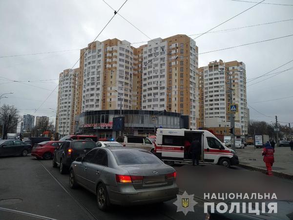 Сбитая насмерть женщина-пешеход в Харькове: первая официальная информация (фото)
