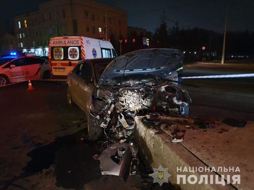 В Харькове в ДТП погибла девушка: официальная информация полиции (фото)