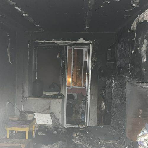 В Харькове утром погибла женщина (фото)