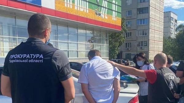 Харьковский чиновник несколько лет не увидит семью (фото)