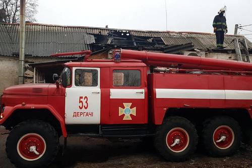 Под Харьковом предприниматель понес огромные потери по непонятной причине (фото)