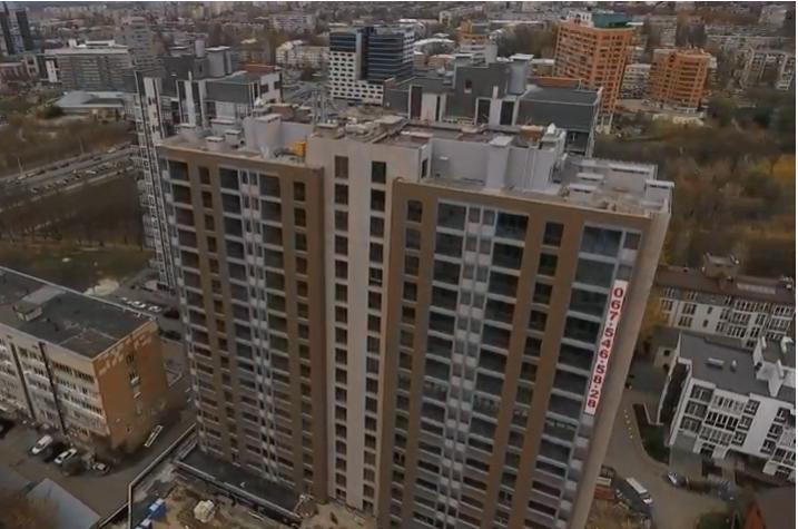 Харьковской новостройкой заинтересовались жители других городов (фото, видео)