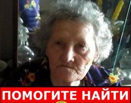 В Харьковской области пропала бабушка в желтом пиджаке