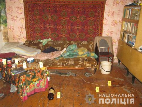 На Харьковщине мужчина привел в дом собственную смерть