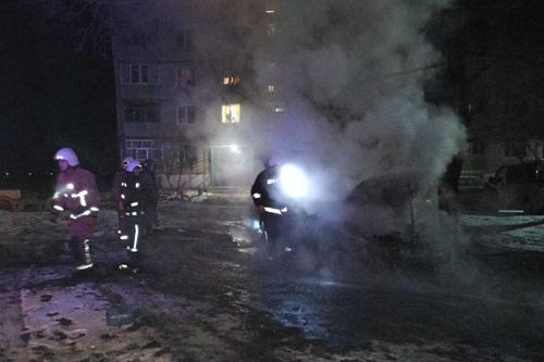 Ночное происшествие в Харьковской области: спасти ценное не удалось (фото)