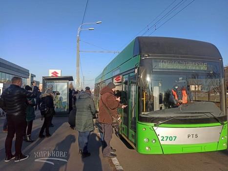 Два новых троллейбусных маршрута готовятся запустить в Харькове