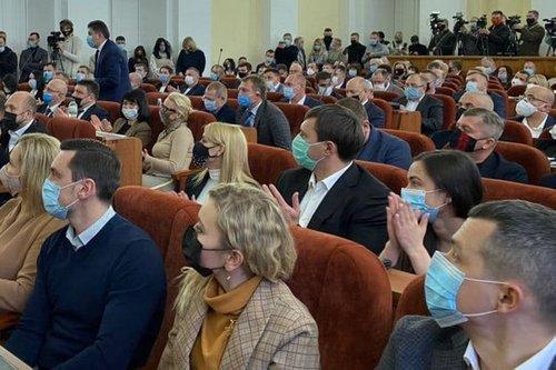 В Харьковском горсовете определились с руководителями депутатских комиссий