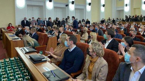 В мэрии Харькова создали новые департаменты