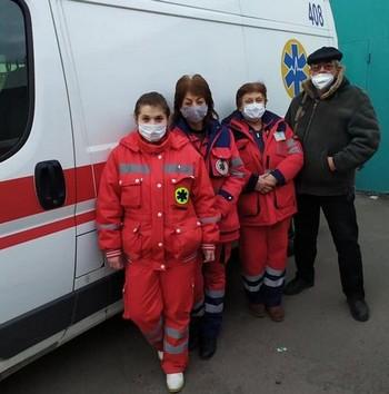 В Харькове молодой мужчина пережил клиническую смерть