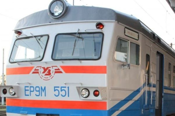 На Новый год из Харькова запустят дополнительный электропоезд