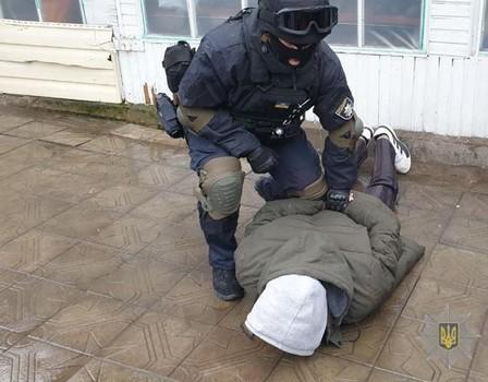 Харьковского убийцу неожиданно обнаружили в соседнем регионе (фото)