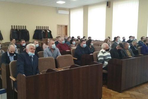 В двух районах Харьковщины определились с руководством в советах