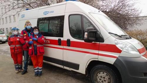 В Харькове мужчина утром пришел на работу и чуть не умер