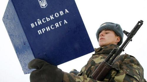 В харьковском военкомате рассказали, сколько срочников отправили в армию