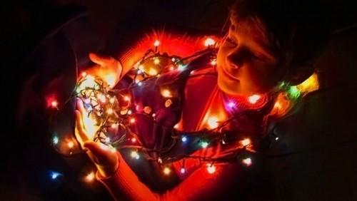 В Харькове ребенок пострадал из-за новогодней атрибутики