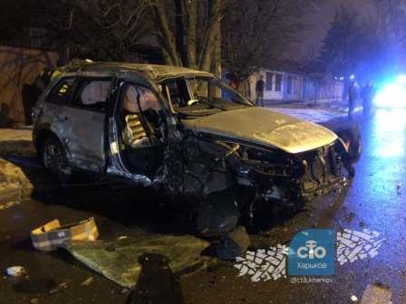В Харькове разыскивают свидетелей гибели женщины (фото)
