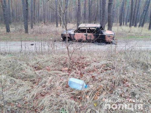 Под Харьковом подростки ради забавы совершили преступление (фото)