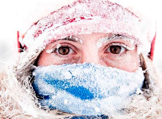 В Харькове и области пять человек из-за холода попали в больницу