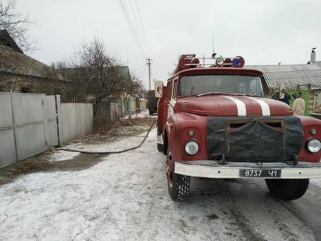 В Харьковской области погиб мужчина (фото)
