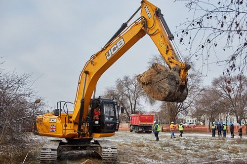 В Харькове началась масштабная реконструкция