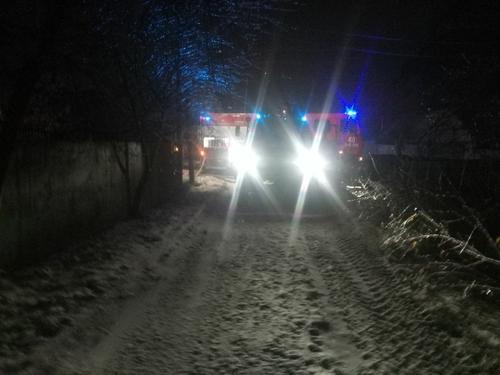 Под Харьковом дом сгорел дотла: погиб мужчина (фото)