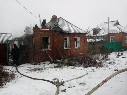 В Харьковской области мужчина получил страшные ожоги (фото)