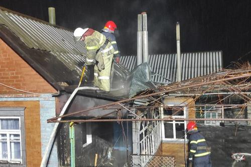 Житель Харьковской области пострадал из-за собственной неосторожности (фото)