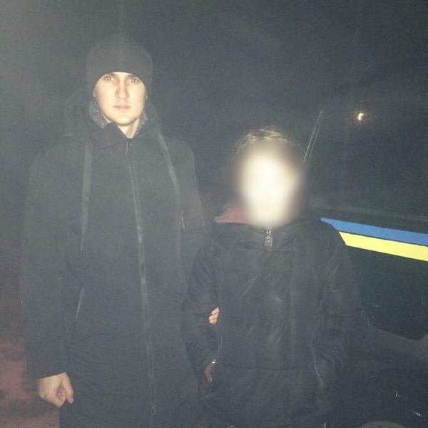 На Харьковщине девочка поставила на уши родителей и полицию