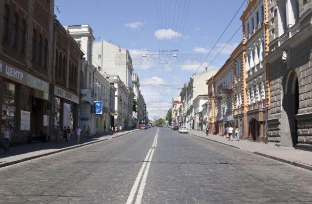 Харьков в XXI веке. 23 января – переименовать улицу Сумскую