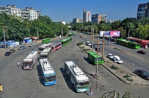 В Харькове сбили девушку (видео)