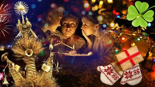 Как празднуют Новый год в Украине: история и традиции