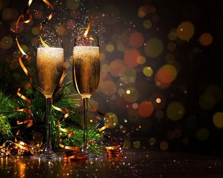 Новый год и алкоголь: как встретить праздник без неприятностей для желудка
