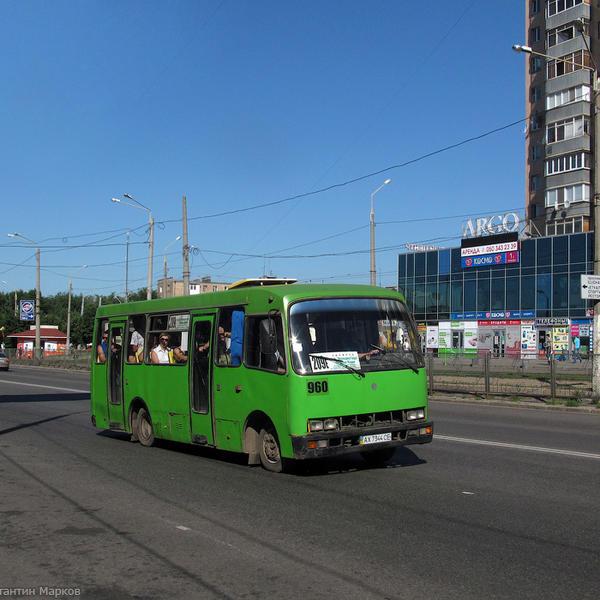 Скандал в харьковской маршрутке: «не сидячего» пенсионера пытались вытолкать из салона (видео)