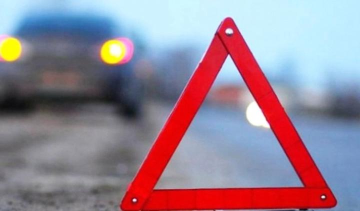 Погоня в Харькове: машина перевернулась вверх тормашками (видео)