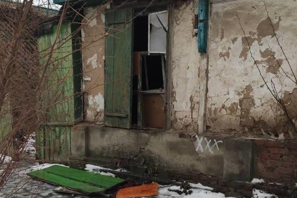 Происшествие в Харькове: мужчина задыхался в горящем здании (фото)