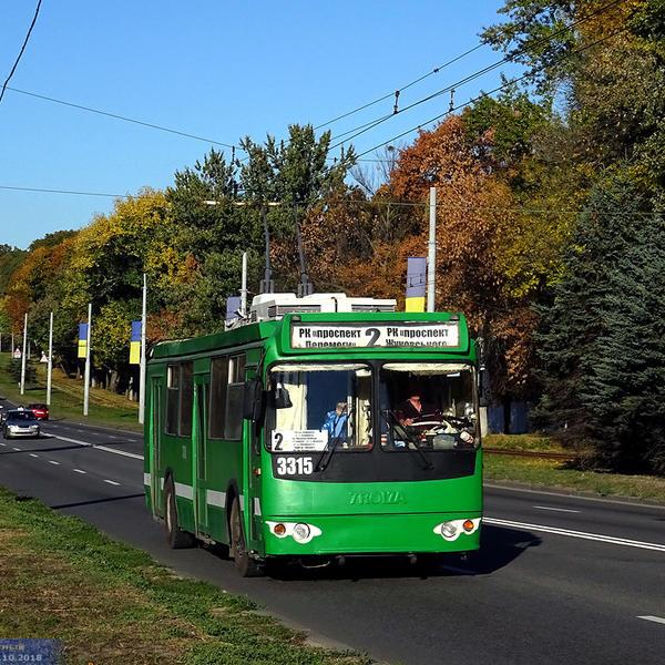 В Харькове возобновляют популярный троллейбусный маршрут
