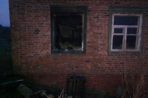 Мужчина убежал, женщина погибла: происшествие в Харьковской области (фото)