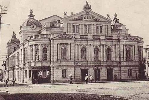 6 января в истории Харькова: родилась знаменитая актриса