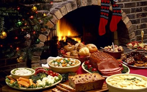 Что готовили харьковчане на рождественский стол
