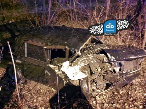 В Харькове произошла серьезная авария: есть пострадавшие (фото, видео)