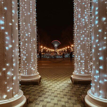 В центральном парке Харькова установили запреты