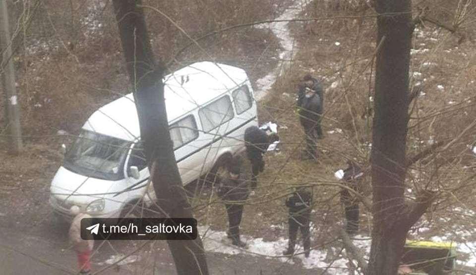 В спальном районе Харькова нашли труп